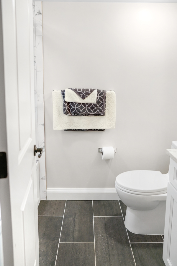 5 Ways With A 5 By 8 Foot Bathroom